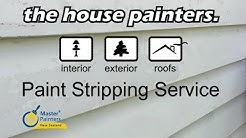 The House Painters Paint Stripping Service