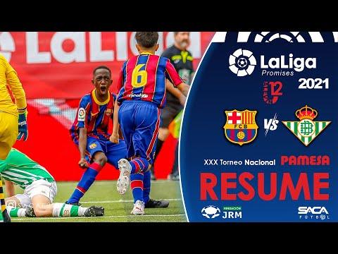 FC Barcelona vs Real Betis | LaLiga Promises U12 Alevin 2021