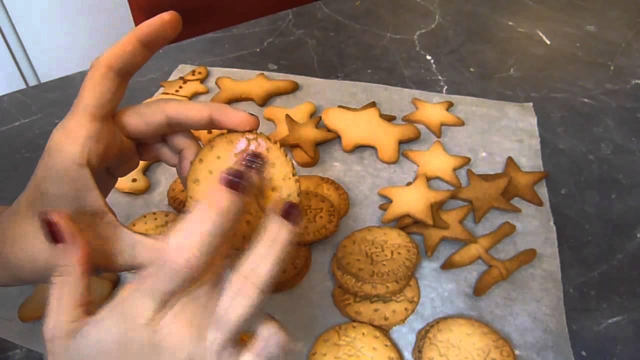 Recettes De Biscuit Et De Chocolat De Noel Simple Et Rapide Youtube