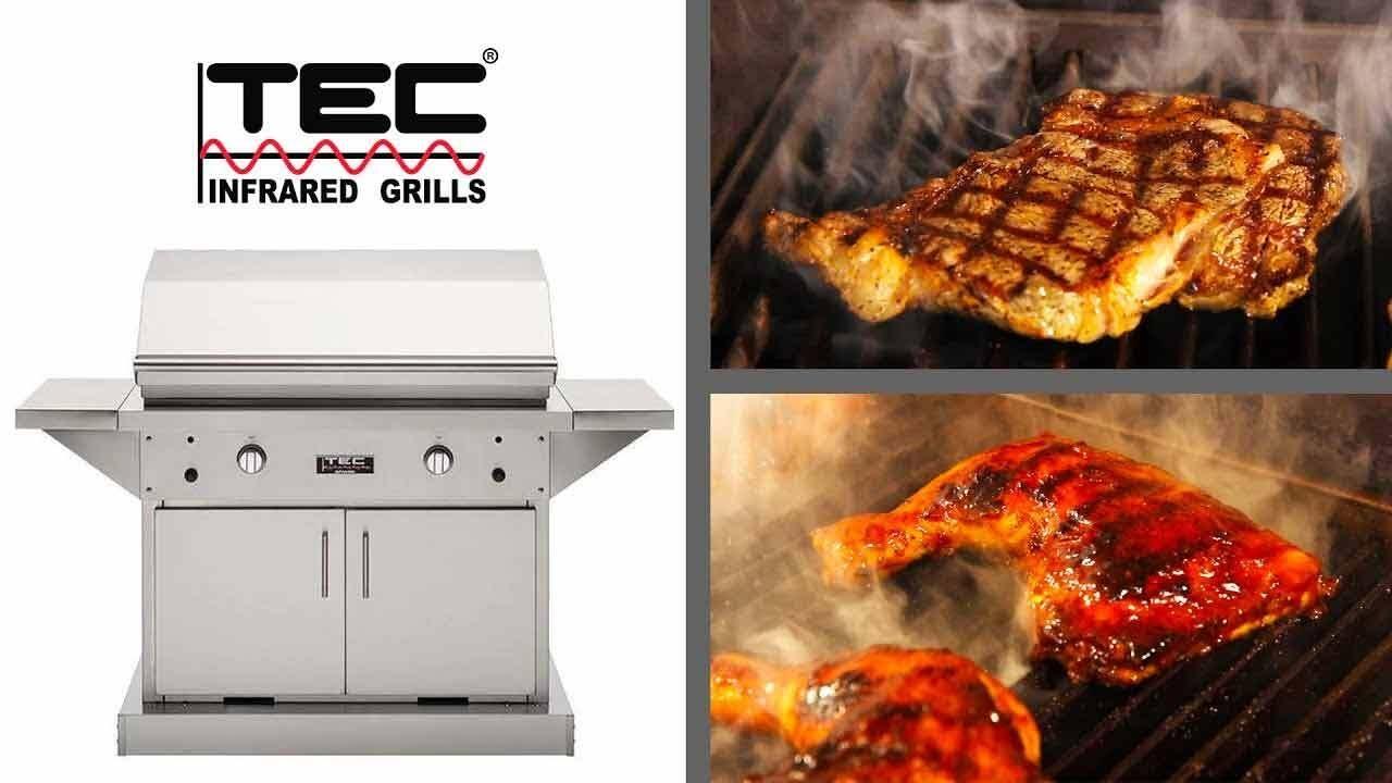 tec patio fr infrared gas grill review bbqguys com