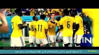 اغاني اجنبية للرياضين حمــاس ♪ l مهارات لاعبين كرة القدم في كأس العالم