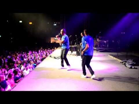 Adriano Gospel Funk  na Via Show 25/11/13