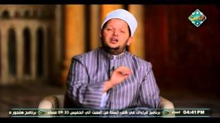 كيف كان سيدنا عبد الله بن مسعود يقرأ القرآن | والذين معه
