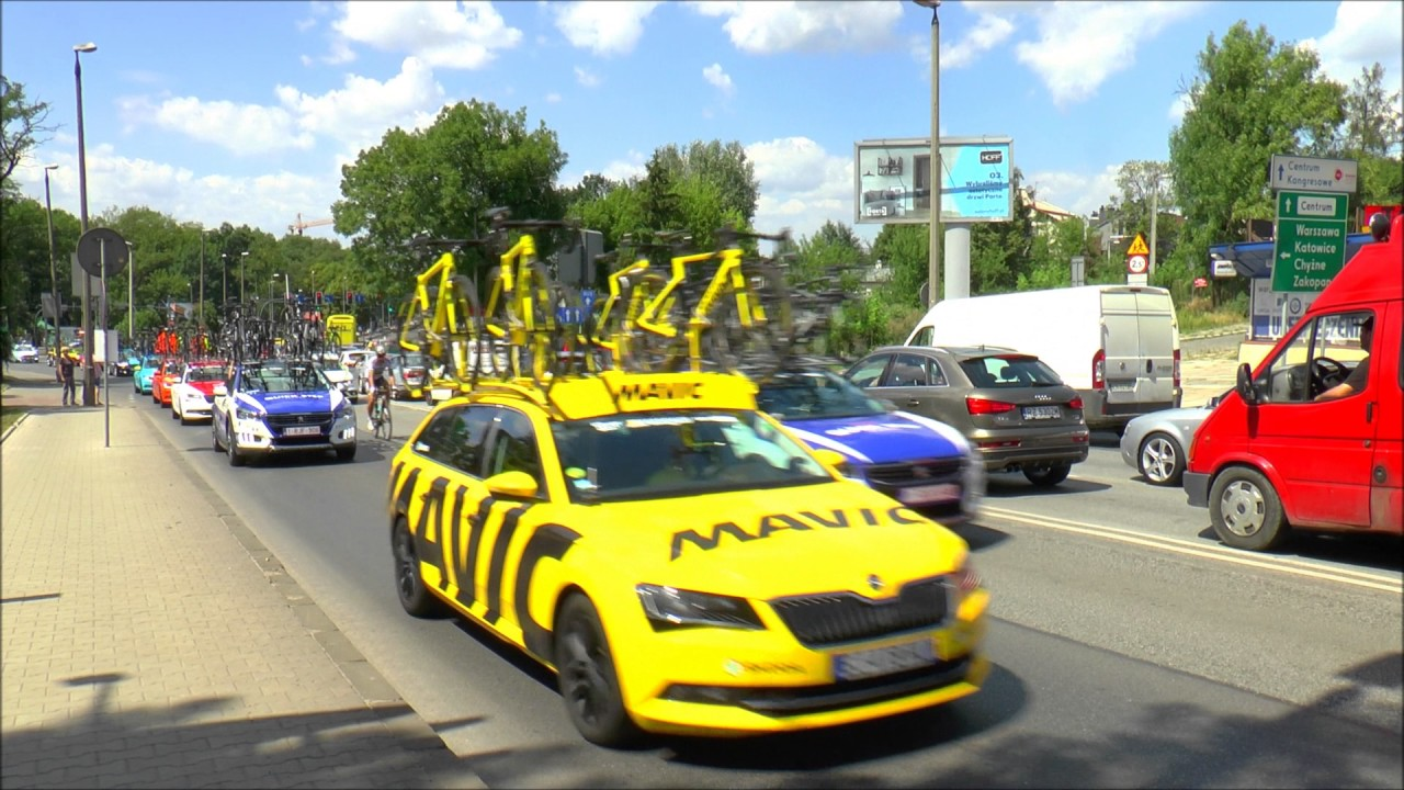 Tour de Pologne w Krakowie – Pierwszy Etap