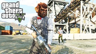 GTA 5 Online Survivals Industrial Plant Amigos to the End