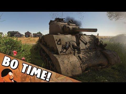 War Thunder - M4A3 (105) HVSS