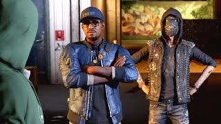 Watch Dogs 2 - Steal the Cyber Driver Car!