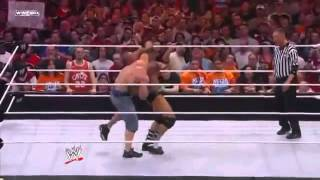 John Cena Attitude Adjustment Tribute
