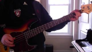 Watcher of the Skies Bass Cover