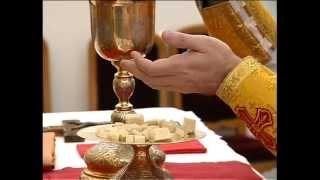 Святе Таїнство Миропомазання і Євхаристії