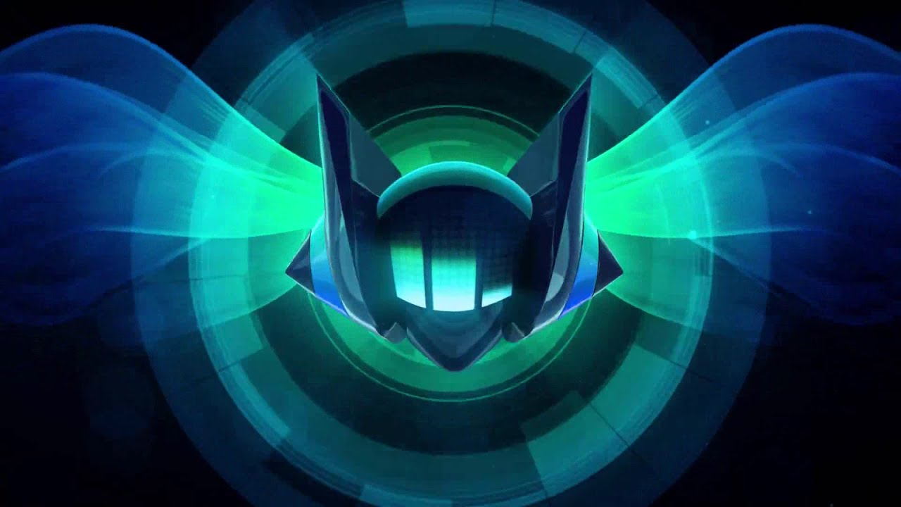 DJ Sona Animated Wallpaper Kinetic