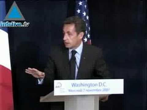 Sarkozy Receives Esteemed AJC Award
