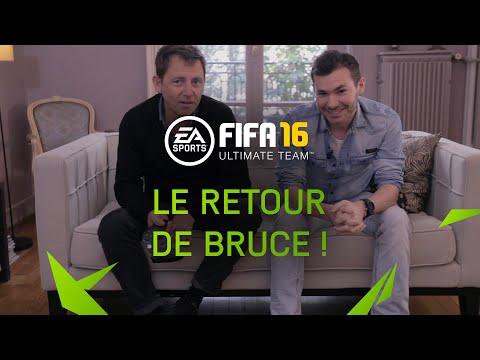 FUT 16 - Le retour de Bruce Grannec !