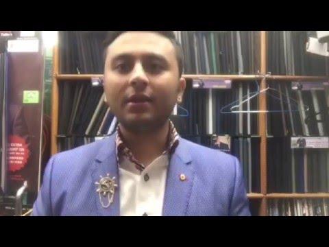 Bespoke Suit Tailor Fitting David Fashions Hong Kong