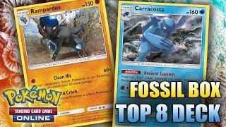 TOP 8 REGIONALS DECK - RAMPARDOS FOSSIL BOX (Pokemon TCG)