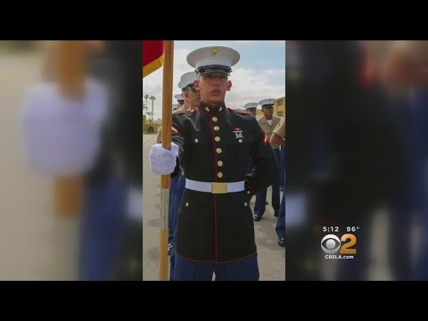 Shot In Head, Camp Pendleton Marine, 19, Remains On Life Support