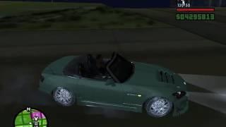 GTA San Andreas S2000 GEZİNTİ