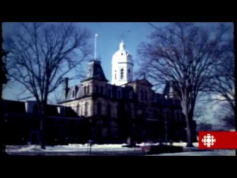Téléjournal - Bilinguisme au Nouveau-Brunswick: la portée d'une loi