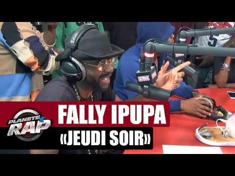 "Fally Ipupa ""Jeudi Soir"" #PlanèteRap"