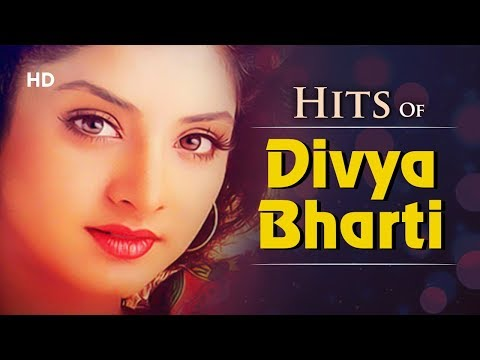 hits-of-divya-bharti-|-saat-samundar-girl-of-bollywood-|-90s-superhit-songs