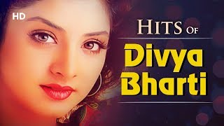 HIts Of Divya Bharti | Saat Samundar Girl Of Bollywood | 90s Superhit Songs