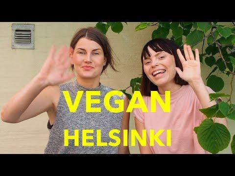 MY VEGAN HELSINKI TOP 10 / VEGAANIN HELSINKI TOP 10