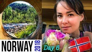Scandinavia Travelling VLOG Norway : Day 6, epic DJI drone footage
