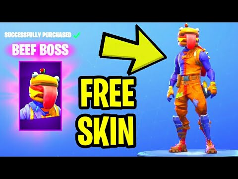 how to get free fortnite skins