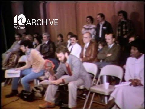 WAVY Archive: 1981 Airline Pilots Association