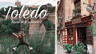 Travel Vlog Episode 5: TOLEDO & MADRID