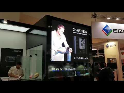 LED Screens P3 by Mindspace Digital Signage