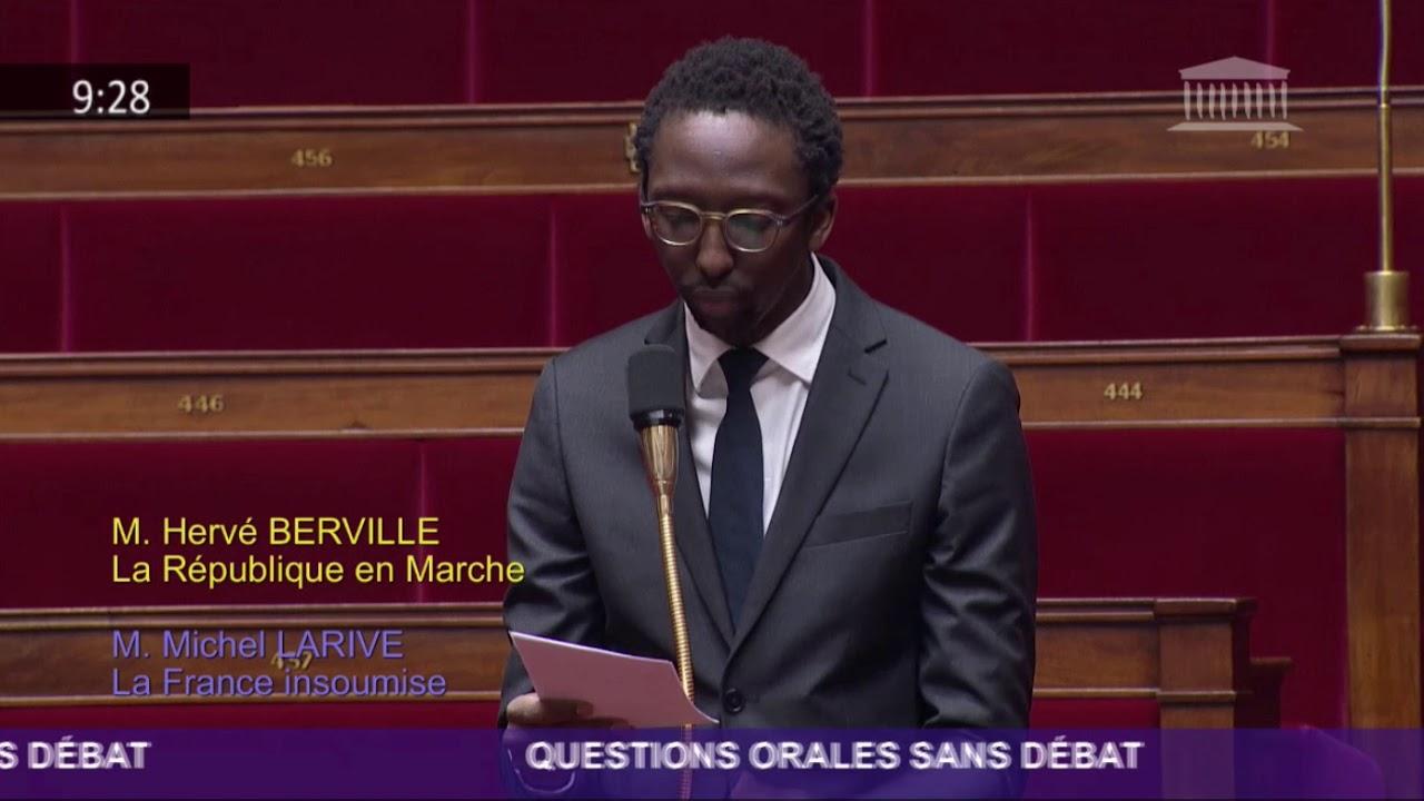 Question orale au ministre des Transports sur la rénovation de la ligne Dol-Dinan-Lamballe