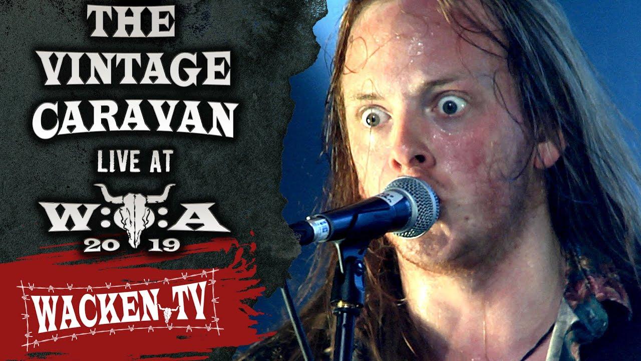 The Vintage Caravan - Live at Wacken 2019