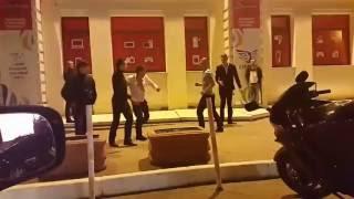 Драка в центре Омска (20.08.2016)