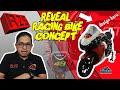 Concept Design Reveal Part 1 - Racing Bike Yamaha R25  - Pisaang ka X