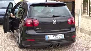 VW GOLF 5 MKV R32 V6 MAGNAFLOW PERFORMANCE