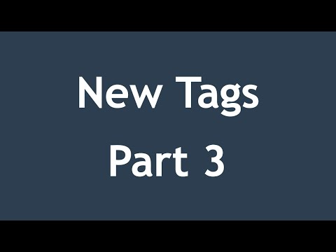 [ Html5 In Arabic ] #10 - New Tags - Progress, Meter