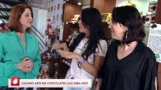 #Blog da Adny Castelo - Lugano Arte em Chocolate