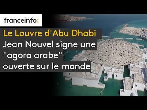 Le Louvre Abu Dhabi, une ville musée par Jean Nouvel
