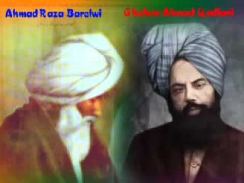 The truth behind the Barelvi founder of Najdi Ahle Bid'ah Molvi Ahmad Raza Khan Barelvi Najdi