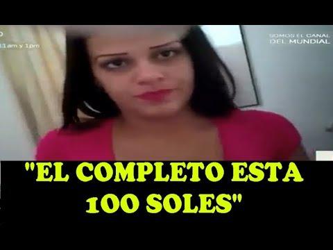 detienen a venezolanas que ofrecian servicios sexuales en peru / VENEZOLANOS EN PERU