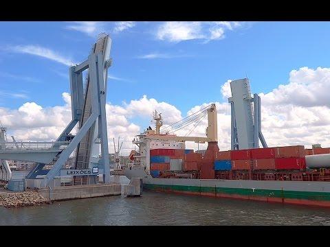 Ponte Móvel de Leça - Porto de Leixões