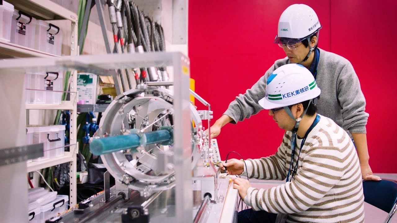 J Parc Japan Proton Accelerator Research Complex Center Youtube