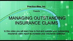 Managing Outstanding Insurance Claims