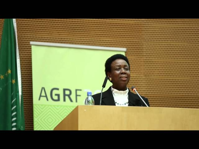 AGRF 2014 - H E Rhoda Peace Tumusiime, AU Commissioner Rural Economy and Agriculture Remarks