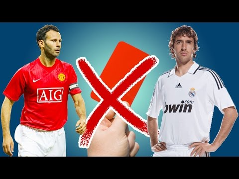 Top 10 Players Who Have NEVER Received A Red Card