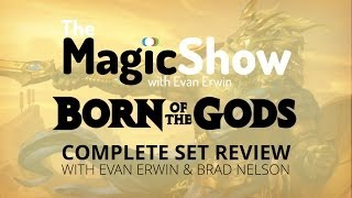 Born of the Gods Complete Set Review - White thumbnail