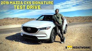 2019 Mazda CX-5 Signature Test Drive