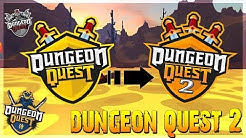 DUNGEON QUEST 2 COMING? WHAT ARE THE FEATURES? DUNGEON QUEST ROBLOX