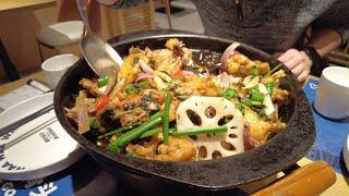Ура! Каникулы! Лягушка-бык с овощами и бургерами - Жизнь в Китае #241